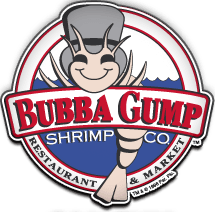 Logo Bubba Gump